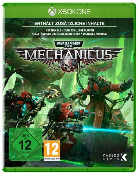 Warhammer 40.000 - Mechanicus