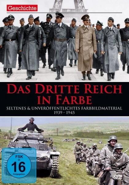 Das Dritte Reich-1939-1945 In Farbe