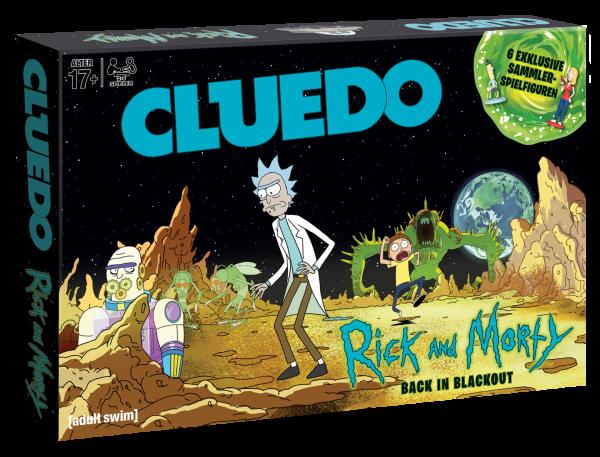 Cluedo - Rick & Morty