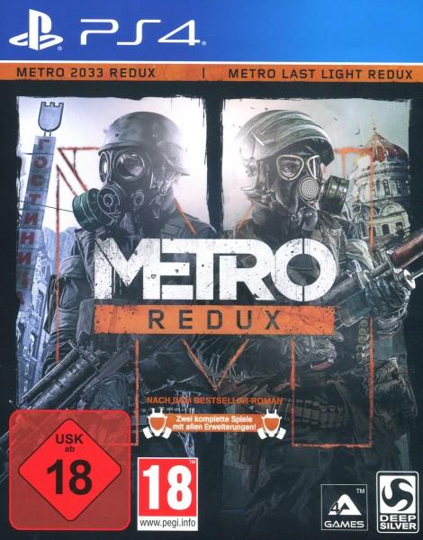 Metro 2033 Redux + Metro Last Light Redux