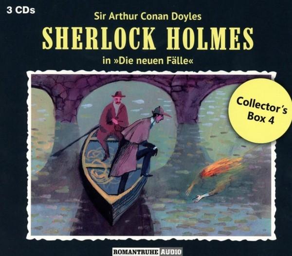 Sherlock Holmes - Die Neuen Fälle: Collector's Box 4