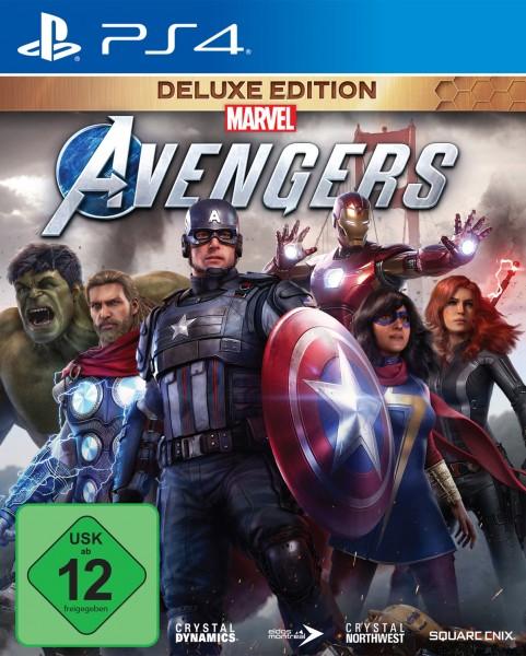 Marvel Avengers (Deluxe Edition)