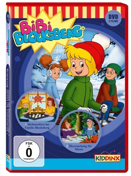 Bibi Blocksberg - Weihnachten bei Familie Blocksberg