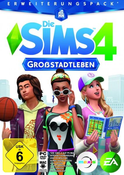 Die Sims 4 - Großstadtleben (Add-On)