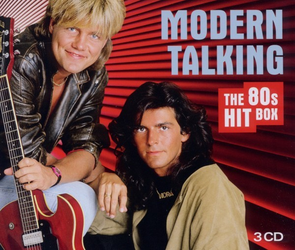 Modern Talking - The 80's Hit Box