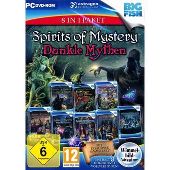 Spirits of Mystery: Dunkle Mythen - 8 in 1 Paket