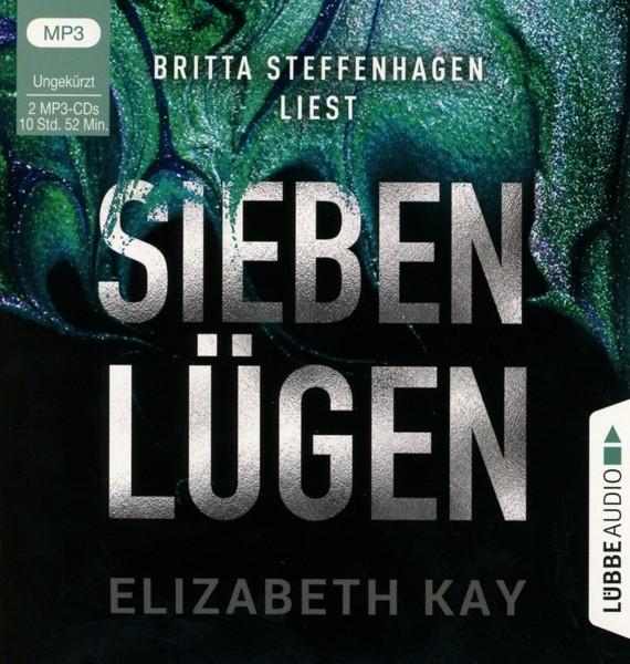 Elizabeth Kay- Sieben Lügen