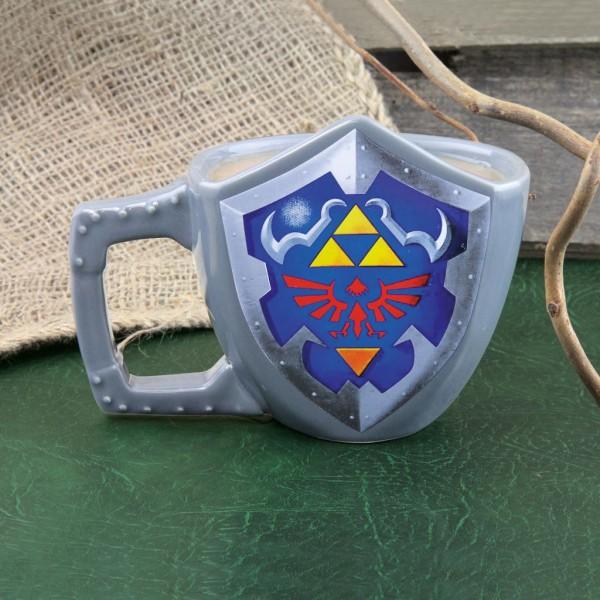 Tasse The Legend of Zelda: Schutzschild