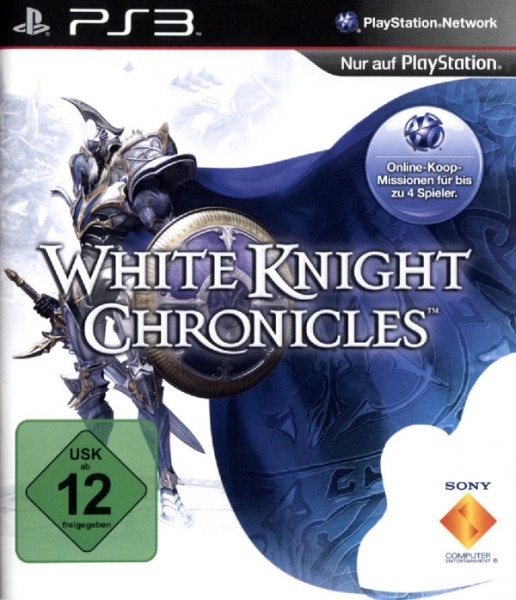 White Knight Chronicles - Konsole PS3