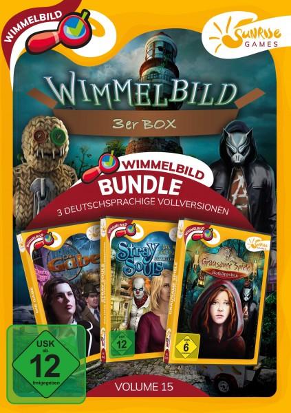 Sunrise Games - Wimmelbild 3ER BUNDLE 15