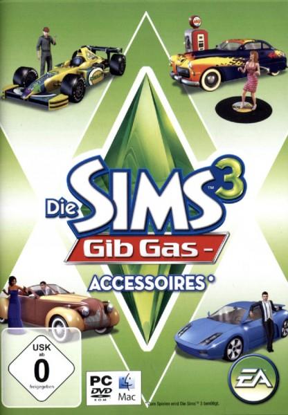 Die Sims 3 - Gib Gas Accessoires (Add-On)
