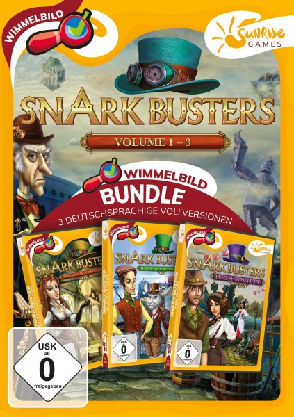 Sunrise Games - Snark Busters 1-3