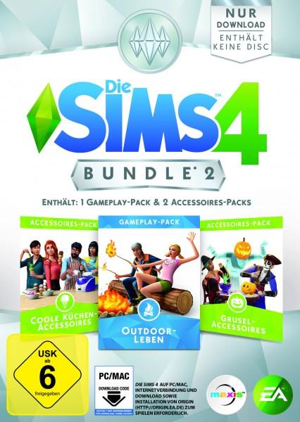 Die Sims 4 Bundle Pack 2 (CIAB)
