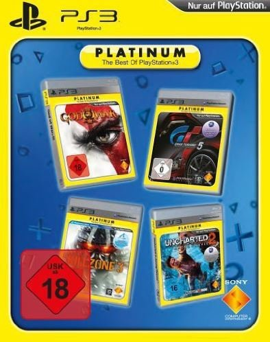 Quattro Pack - PS3 Platinum