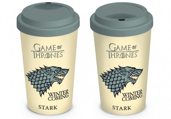 Reisebecher Game of Thrones (House Stark)