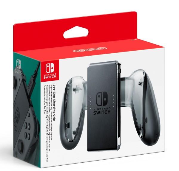 Nintendo Switch - Joy-Con Charging Grip / Aufladehalterung