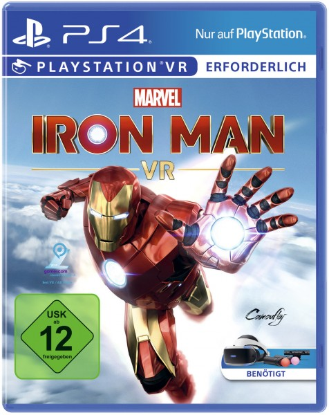 Marvel Iron Man VR (PlayStation VR)