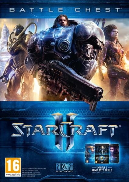 Starcraft II - Battlechest