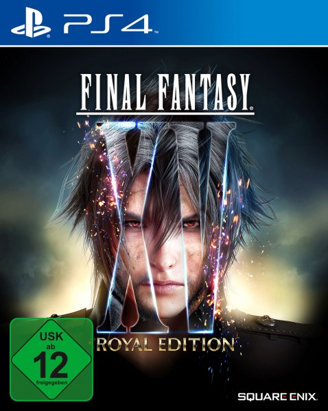 Final Fantasy XV (Royal Edition)