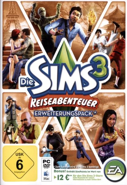 Die Sims 3 - Reiseabenteuer (Add-On)
