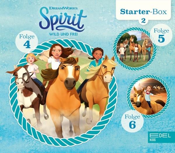 Spirit - Starter-Box (2) Hörspiele