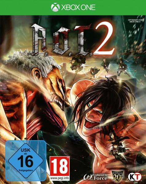 A.O.T. 2 (Attack on Titan)