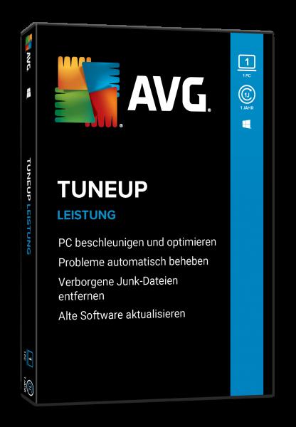 AVG PC TUNEUP (1 USER)