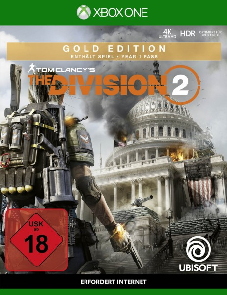 Tom Clancy's - The Division 2 (Gold Edition )