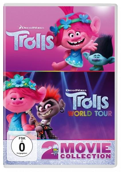 Trolls & Trolls World Tour (2-Movie Collection)