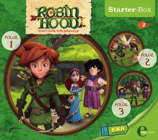 Robin Hood-Schlitzohr Von Sherwood - (1)Starter-Box