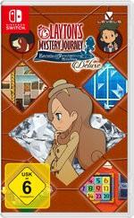 Layton's Mystery Journey - Katrielle und die Verschwörung der Millionäre: Deluxe