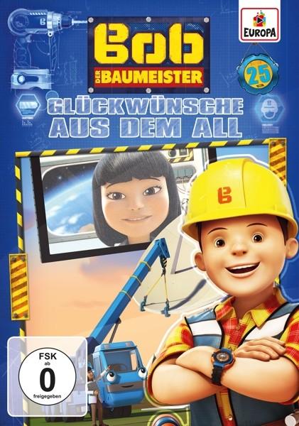 Bob der Baumeister - 025/Glückwünsche aus dem All