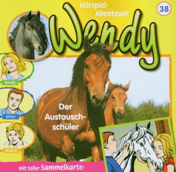 Wendy - Folge 38: Der Austauschschüler