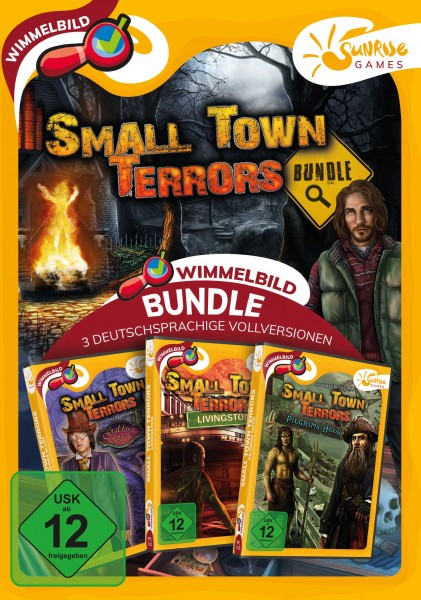 Sunrise Games - Small Town Terrors 1-3