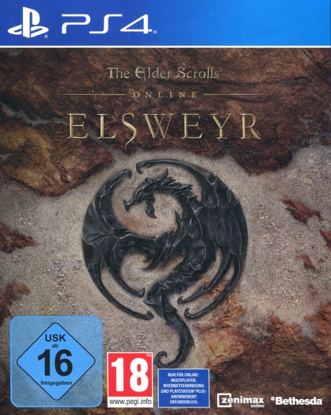 The Elder Scrolls Online: Elsweyr (Online-Game)