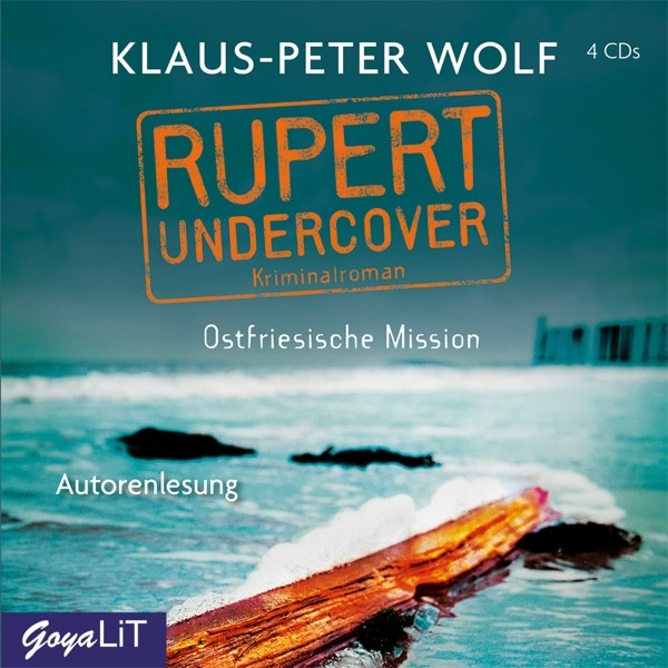 Klaus-Peter Wolf - Rupert Undercover.Ostfriesische Mission
