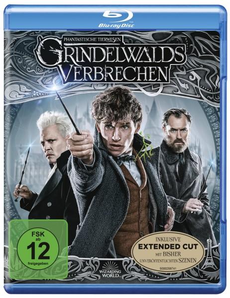 Phantastische Tierwesen - Grindelwalds Verbrechen (+ Blu-ray Extended Cut)