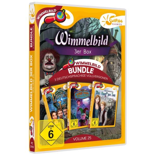 Sunrise Games: Wimmelbild 3er Bundle 25