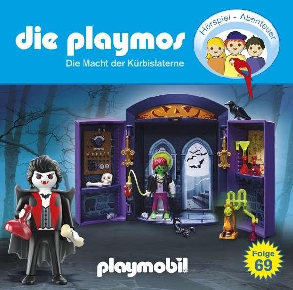 Die Playmos - Folge 69 - Die Macht Der Kürbislaterne