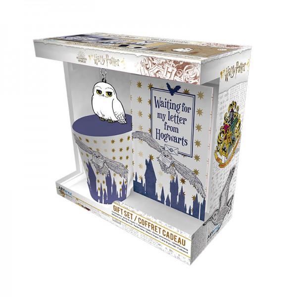 Geschenkbox Harry Potter Hedwig