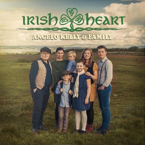 Kelly,Angelo & Family - Irish Heart