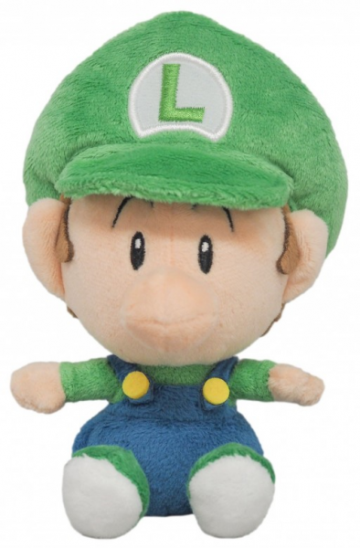 Plüsch Nintendo Baby Luigi
