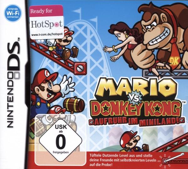 Mario vs. Donkey Kong: Aufruhr im Miniland!