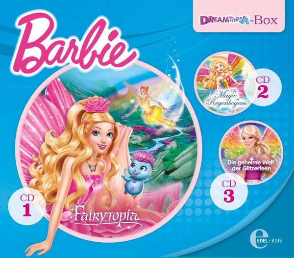 Barbie - Starter-Box Dreamtopia