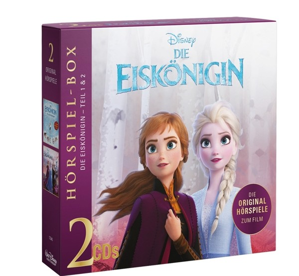 Disney - Eiskönigin 1+2