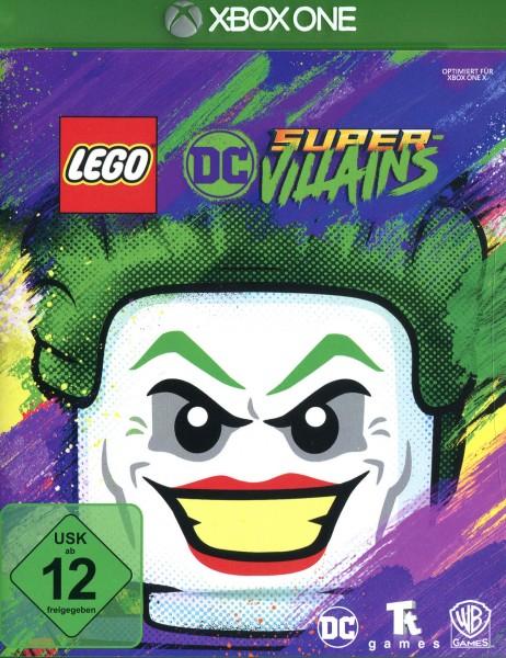 LEGO - DC Super-Villians