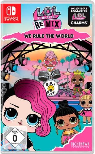 L.O.L. Surprise! Remix - We Rule the World