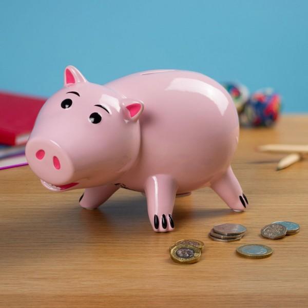 Toy Story Paladone Premium Keramik Spardose für Kinder & Erwachsene Halten Sie Ihre Münzen sicher in