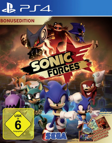 Sonic Forces (Bonusedition)