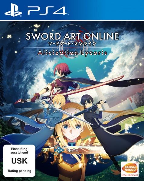 Sword Art Online - Alicization Lycoris